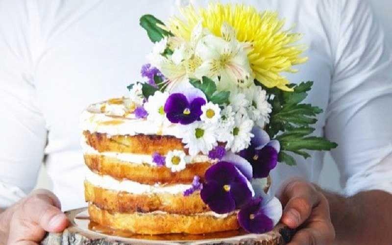 Бисквитный торт «Колибри»