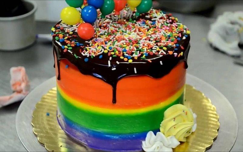 Красители и посыпки для десерта