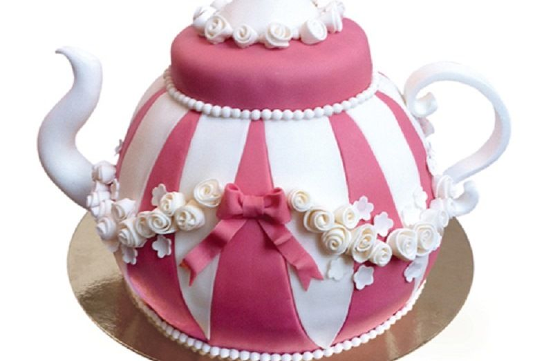 Торт «Чайник»