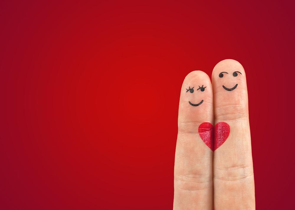 сообщение для влюбленных