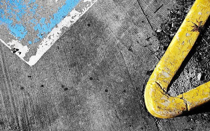 Растрескивание и шелушение при ускоренном высыхании бетона