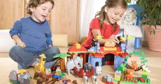 Социо-игровая технология для дошкольников