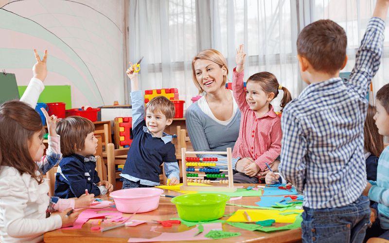 Содружество педагога и детей