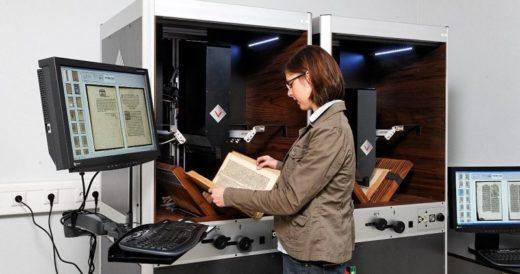 Технология листающего сканирования
