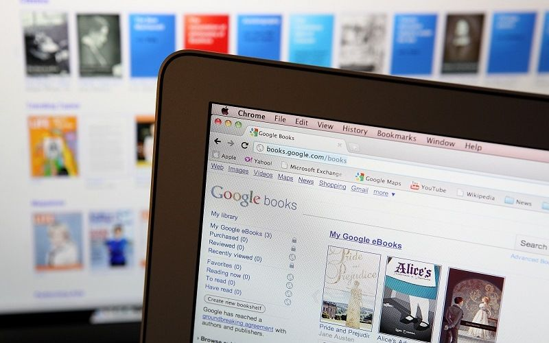 Система автоматического сканирования книг Google Books