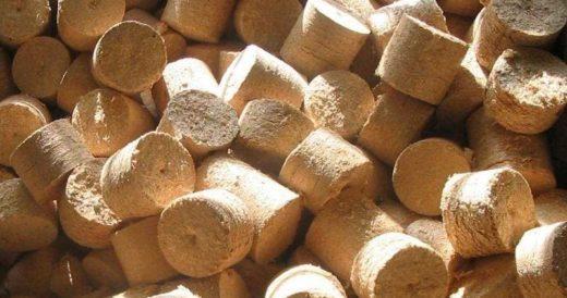 Технология производства брикетов из опилок