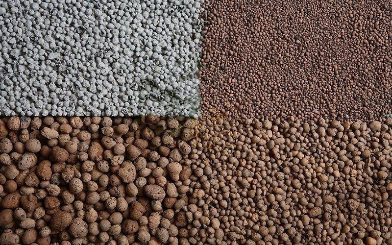Универсальный строительный материал - керамзит