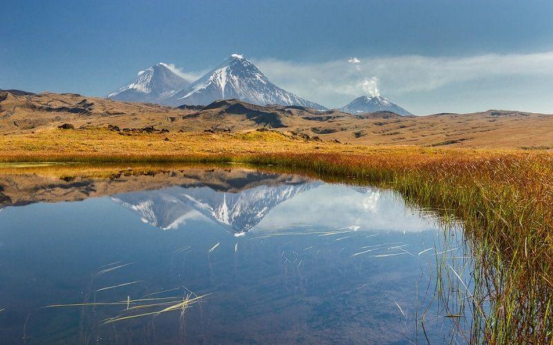Удивительная природа Камчатки