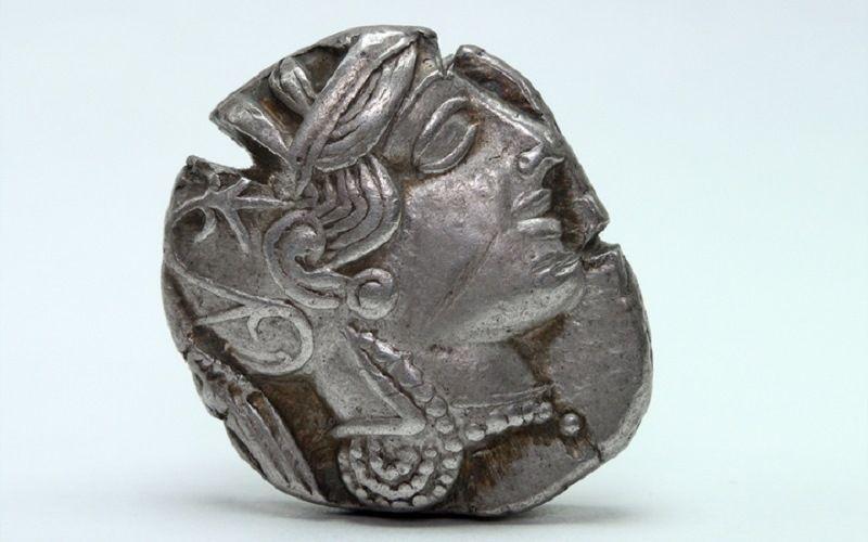 Деньги древней Спарты