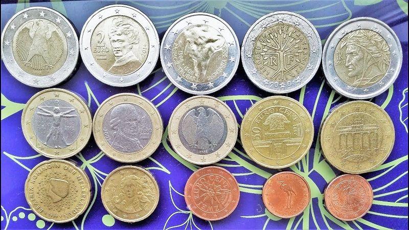 Редкие коллекционные монеты