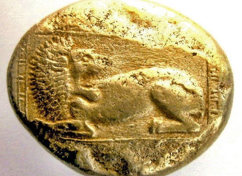Статер - античная монета