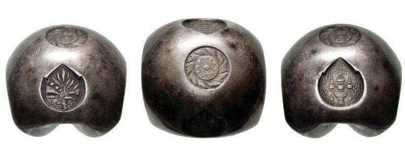 Монеты-пули Тайланда