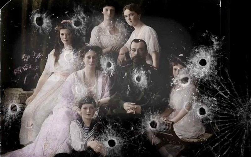 Расстрел царской семьи
