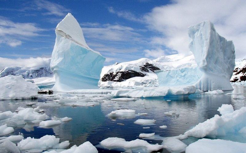 Удивительные факты об Антарктиде
