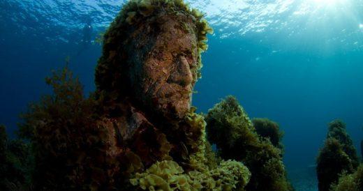 Удивительные находки на дне океана