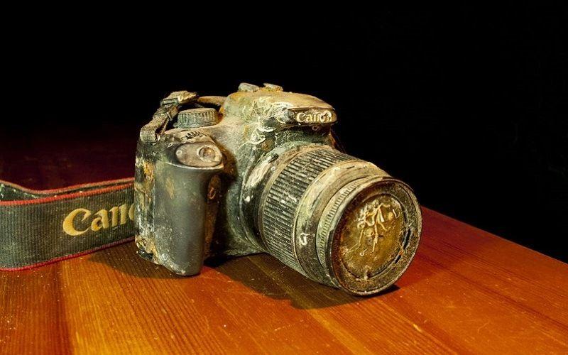 Водонепроницаемая фотокамера