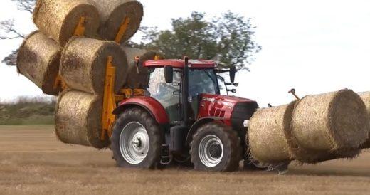 Удивительные трактора