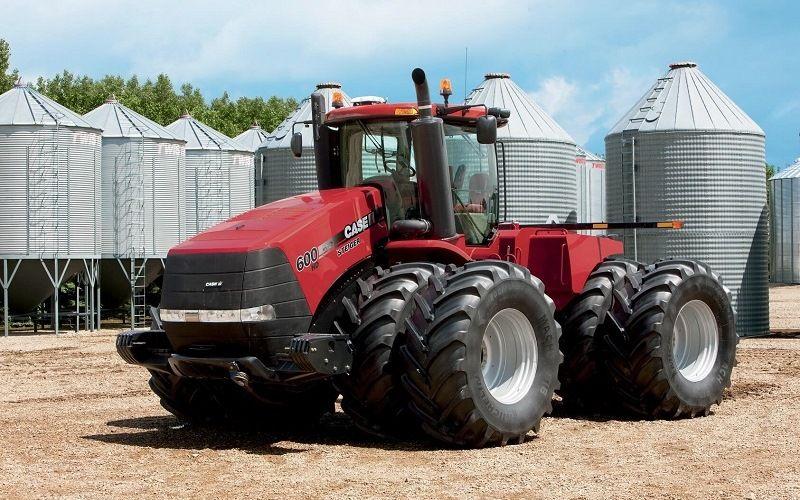 Трактор Steiger 600