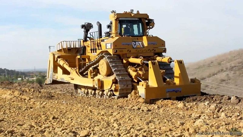 Трактор CATERPILLAR D11T CD