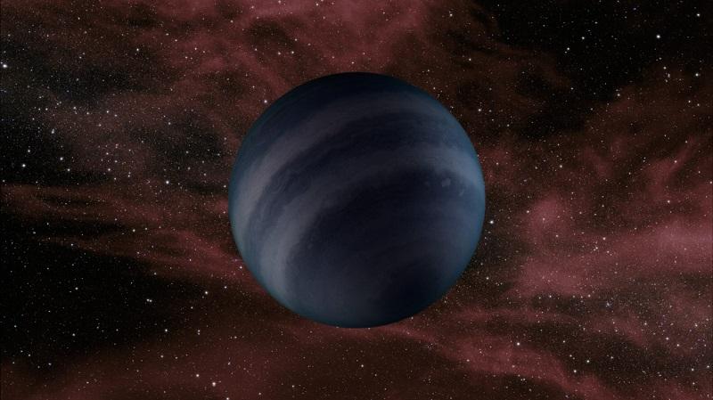 «Замороженная» звезда созвездия Гидры