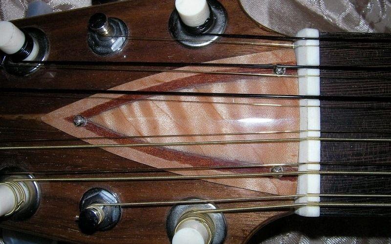 Гитара с 12 струнами