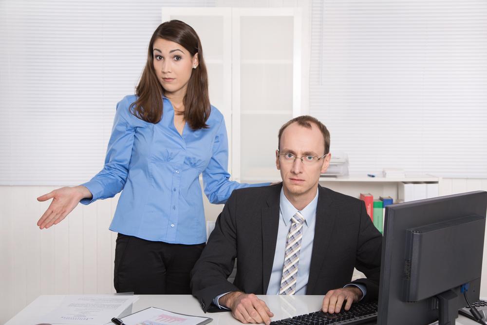недоразумения на работе