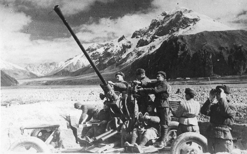 Битва «За Кавказ» 1942 год)