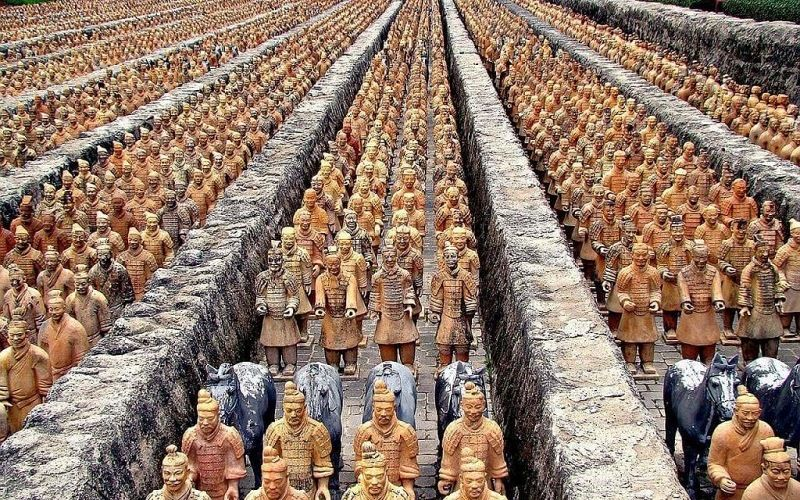 Терракотовая армия (Китай)