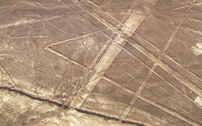 Загадочные геоглифы Наски