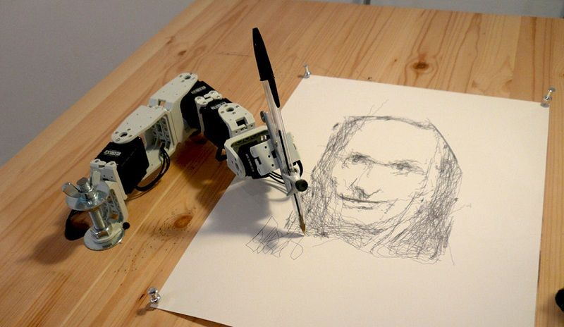 Робот Paul