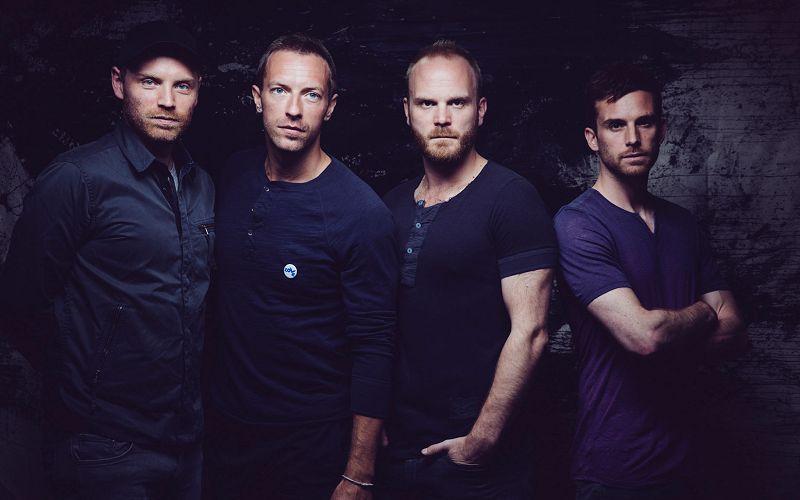 Факты о группе Coldplay