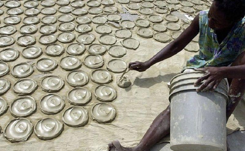 Грязевые лепешки (Гаити)