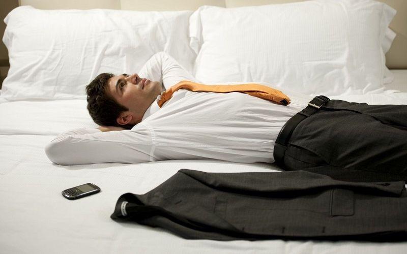 Профессия - лежать в кровати