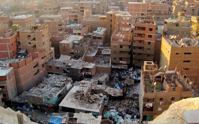 Маншият Насер в Египте