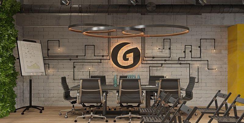 Конференц-зал лаборатории GRASS