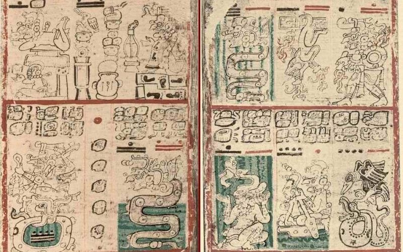 Библия майя «Пополь-Вух»