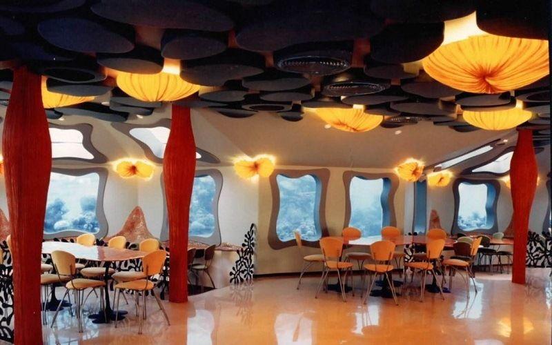 Ресторан Red Sea Star в израильском городе Эйлат