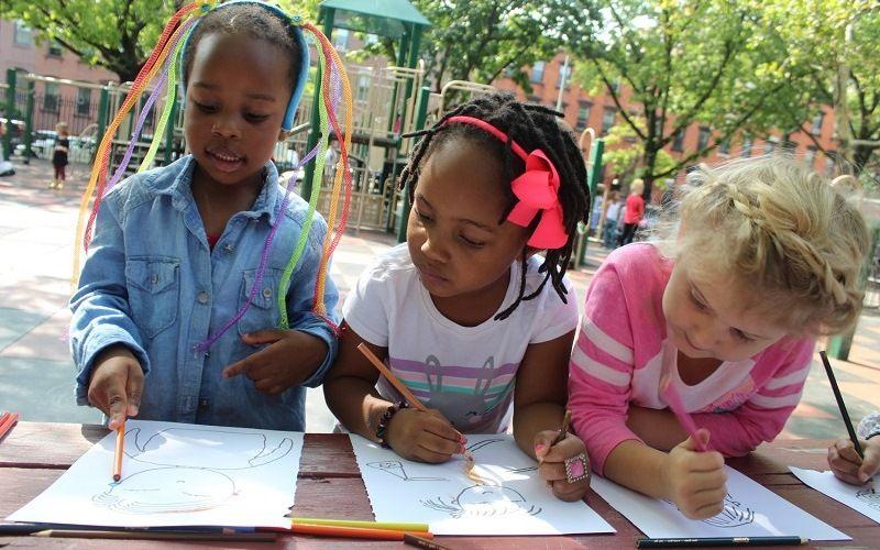 Free School, Бруклин