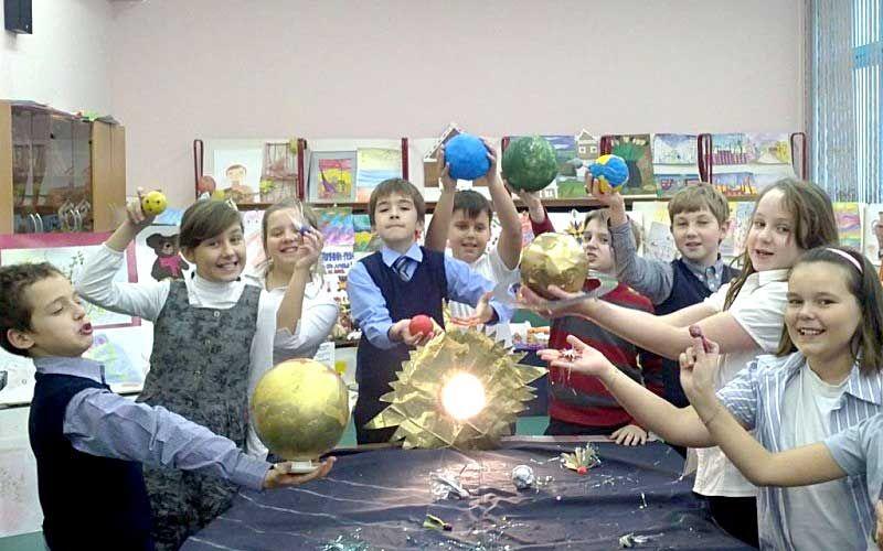 Школа №2030, Москва