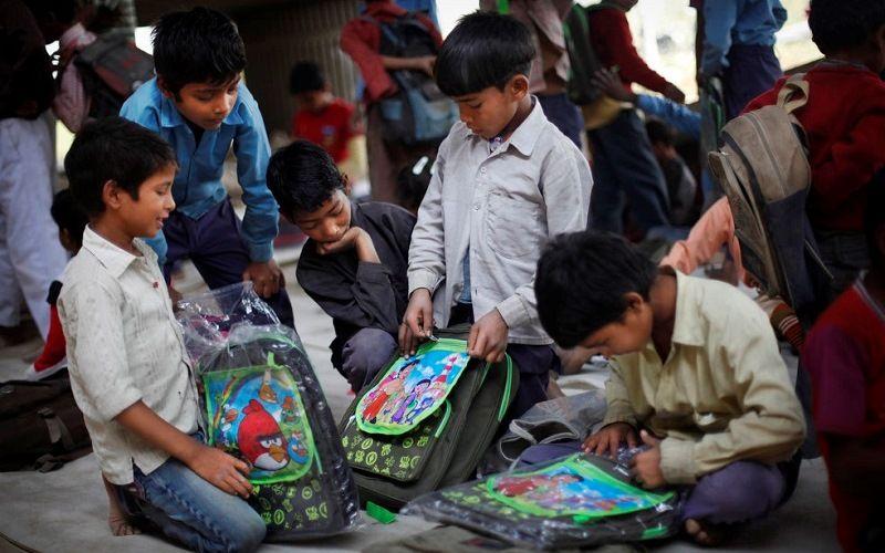 Передвижной класс, Индия