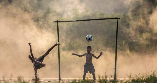 статус про футбол