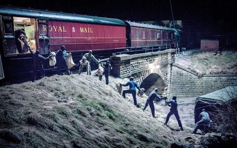Ограбление поезда в Великобритании 8 августа 1963 г.