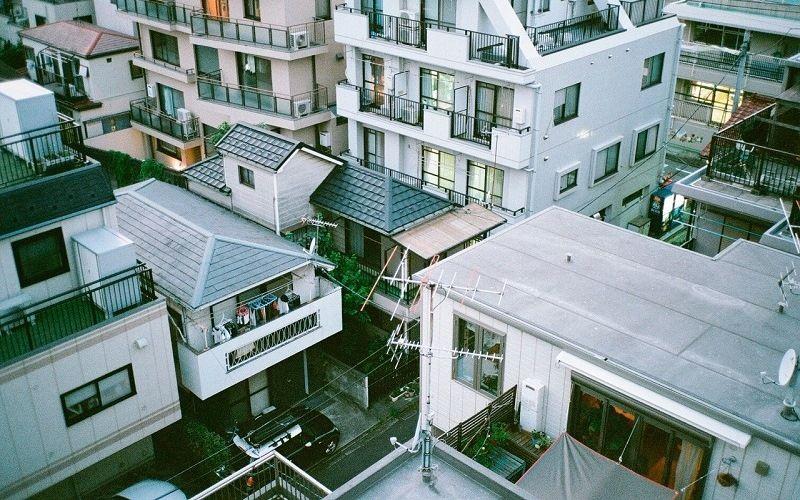 Необычная нумерация домов в Японии