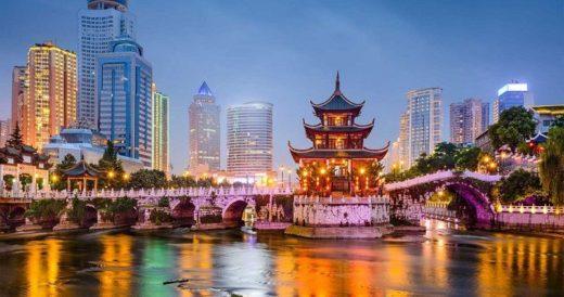 Удивительный Китай