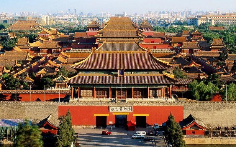 Китай, Запретный город