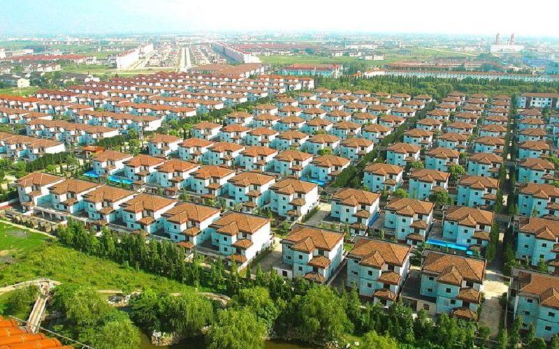 Деревня миллионеров Хуаси
