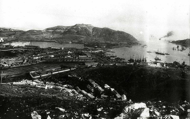 Осада Порт-Артура
