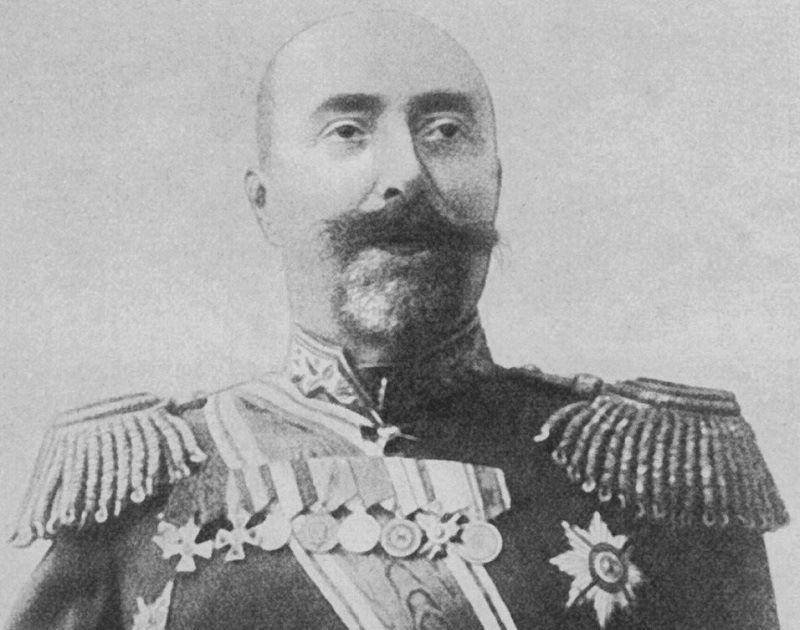 Анатолий Михайлович Стессель