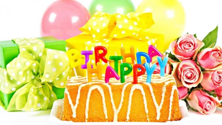 С Днем Рождения — картинки с поздравлениями на ДР