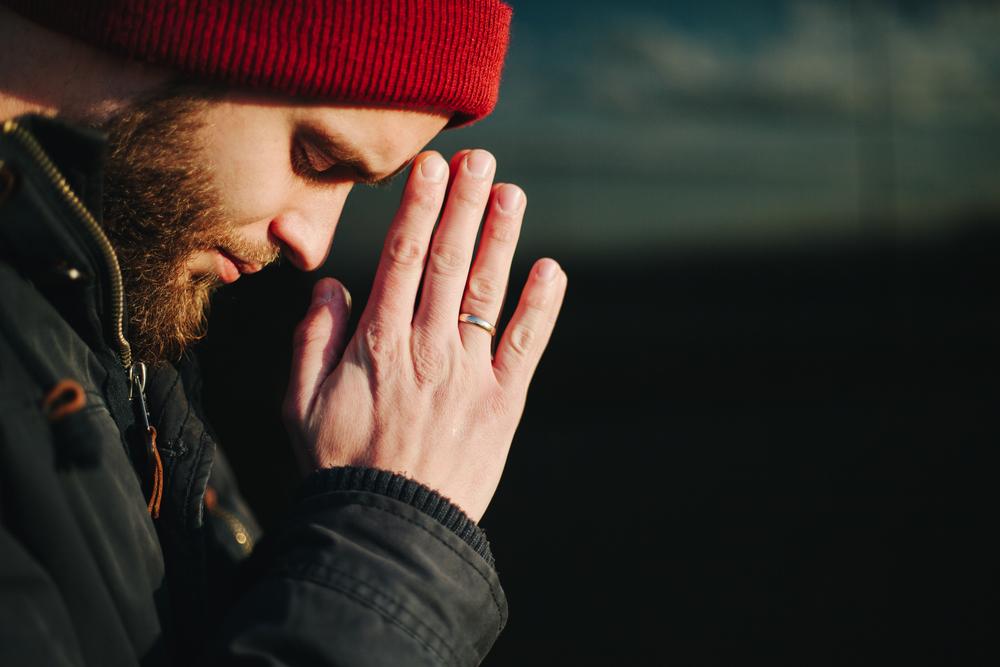 Картинки человек молящийся